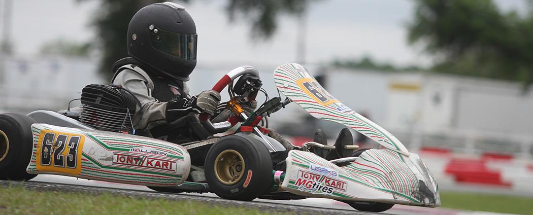 tony kart racing team logo png